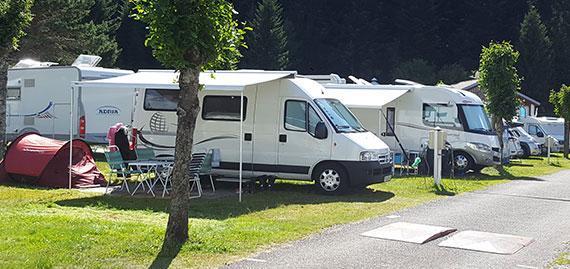 Caravane - Camping car  Xonrupt