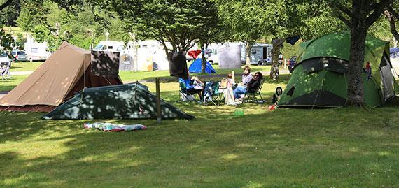 Tentes & Lodges camping Xonrupt